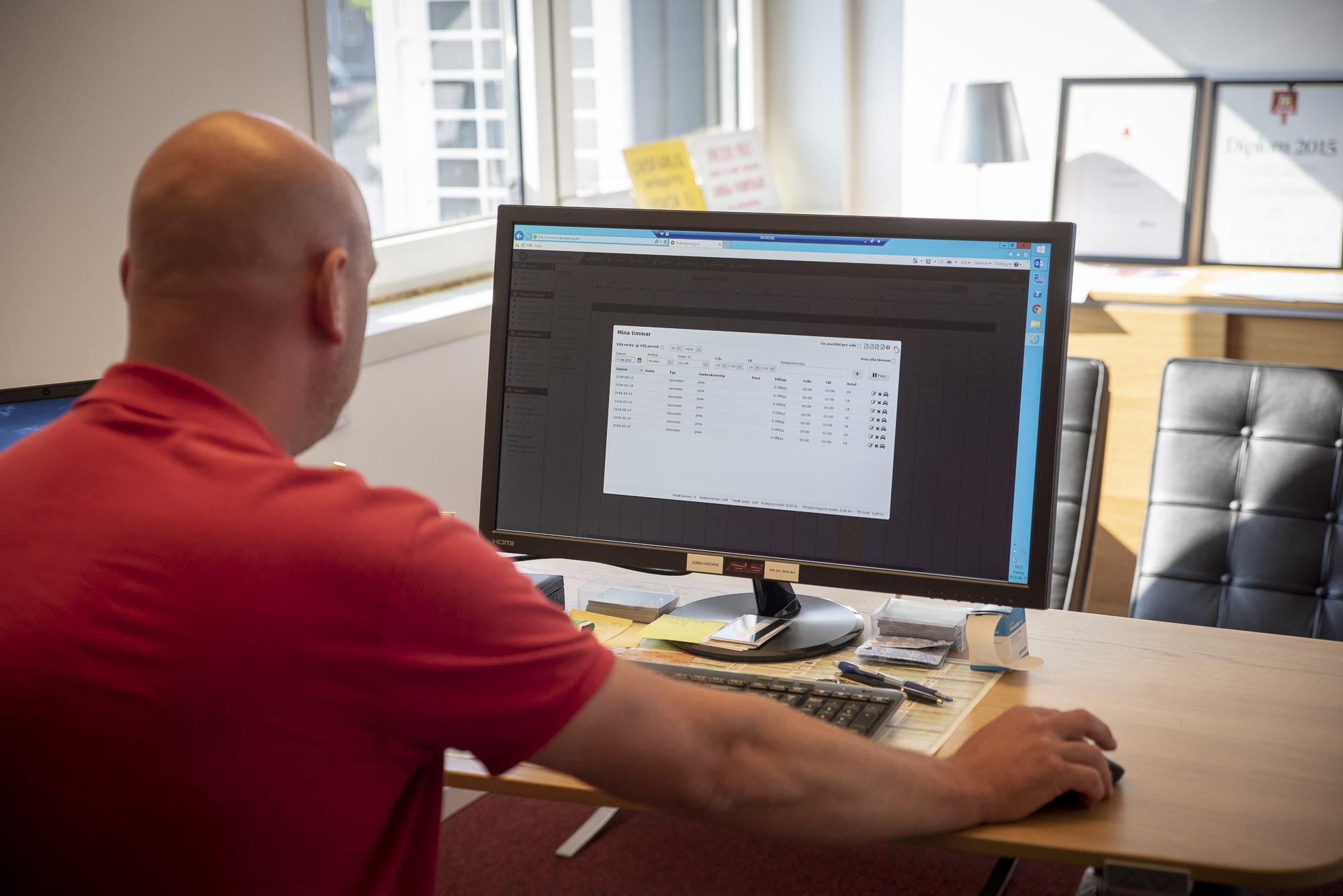 Elteknik Skåne kontor