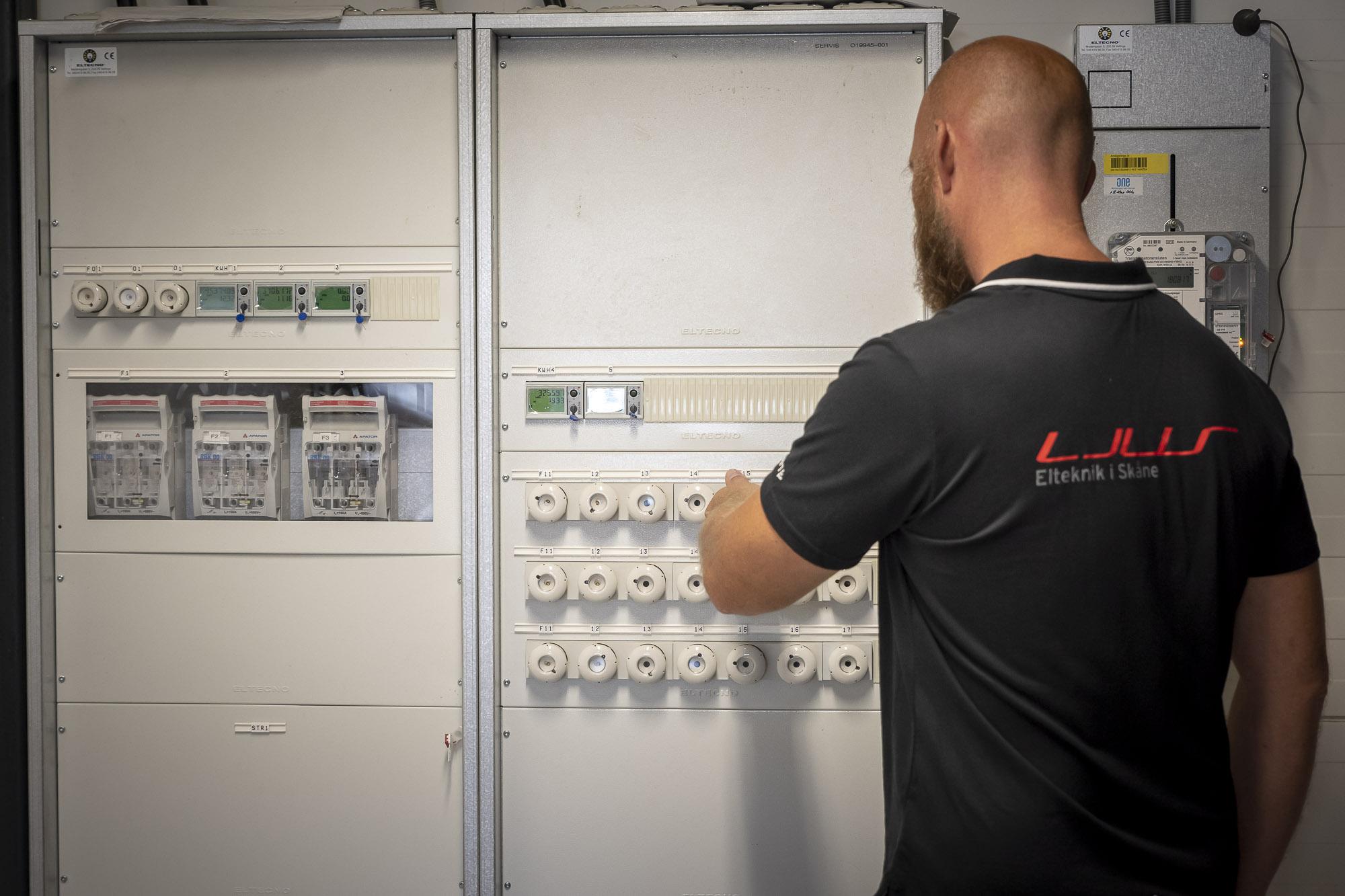 elektriker i Malmö, Höllviken och Trelleborg